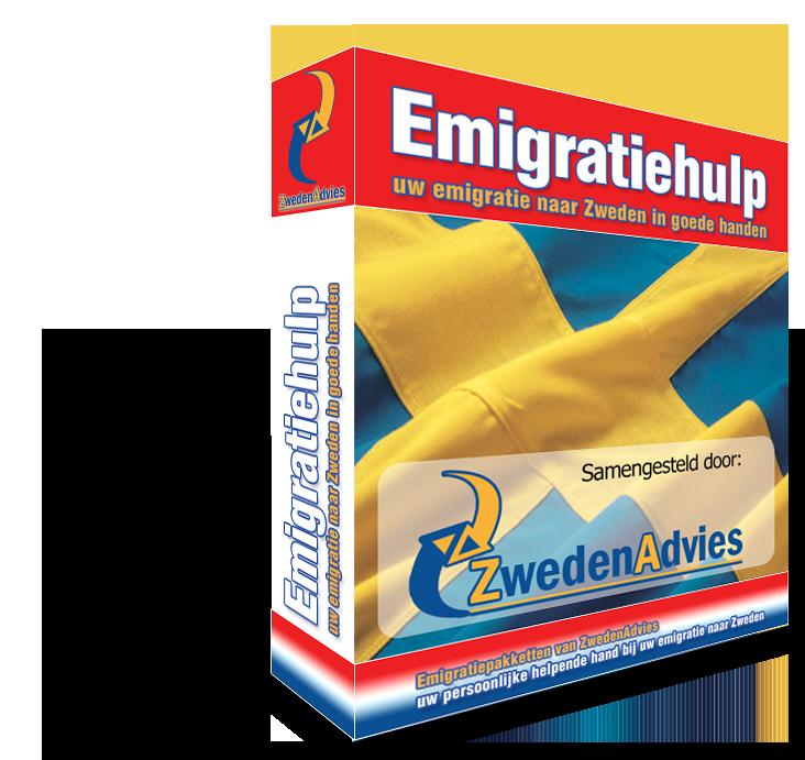 Emigratiehulp-pakket